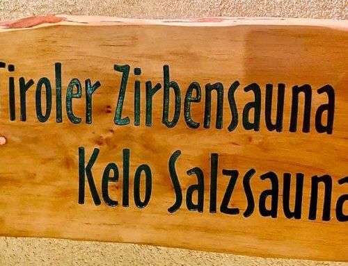 Zirbensauna
