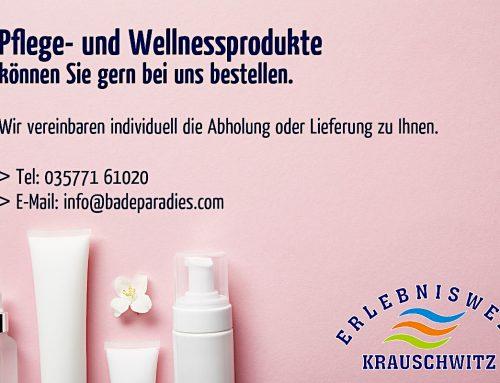 Pflege- & Wellnessprodukte