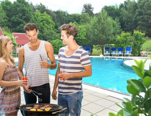Grill andPool